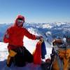Cami Moise urcă eșarfa de cercetaș pe Mont Blanc!
