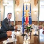 Cercetașii României s-au întâlnit cu domnul Klaus Iohannis, Președintele României