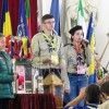 Cercetașii aduc Lumina Păcii în România
