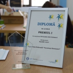 RoJAM 2.0 17 obține Premiul I La Gala Tineretului din România