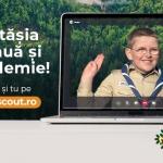 Cercetășia continuă și în pandemie – doneaza.scout.ro