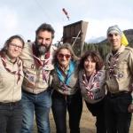 Noul program de pregătire a adulților în cercetășie – Woodbadge România
