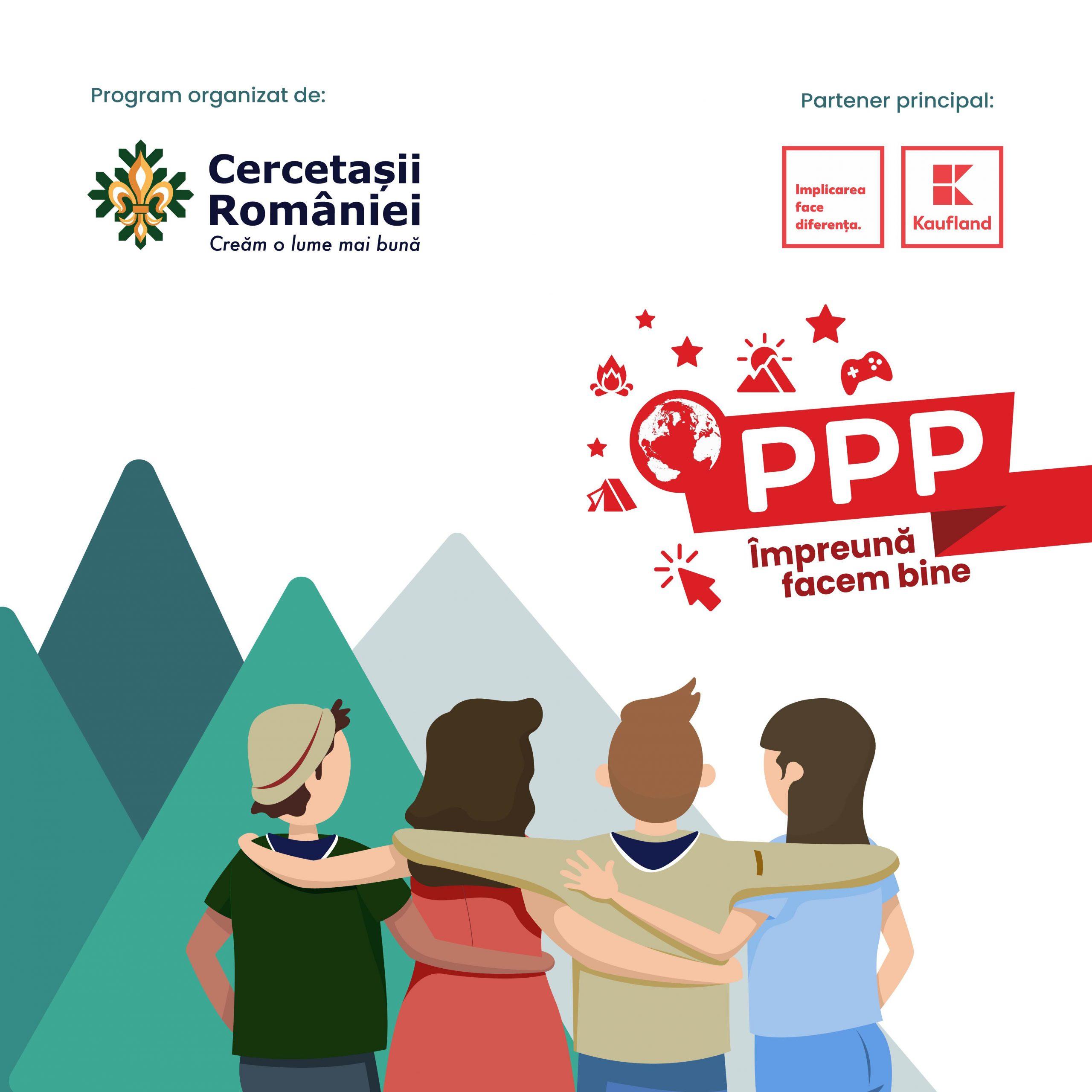 Cercetașii României se implică activ în comunitate
